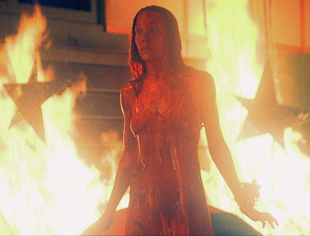 Carrie strikes back, unleashing hell on her tormentors.